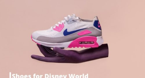 Shoes for Disney World