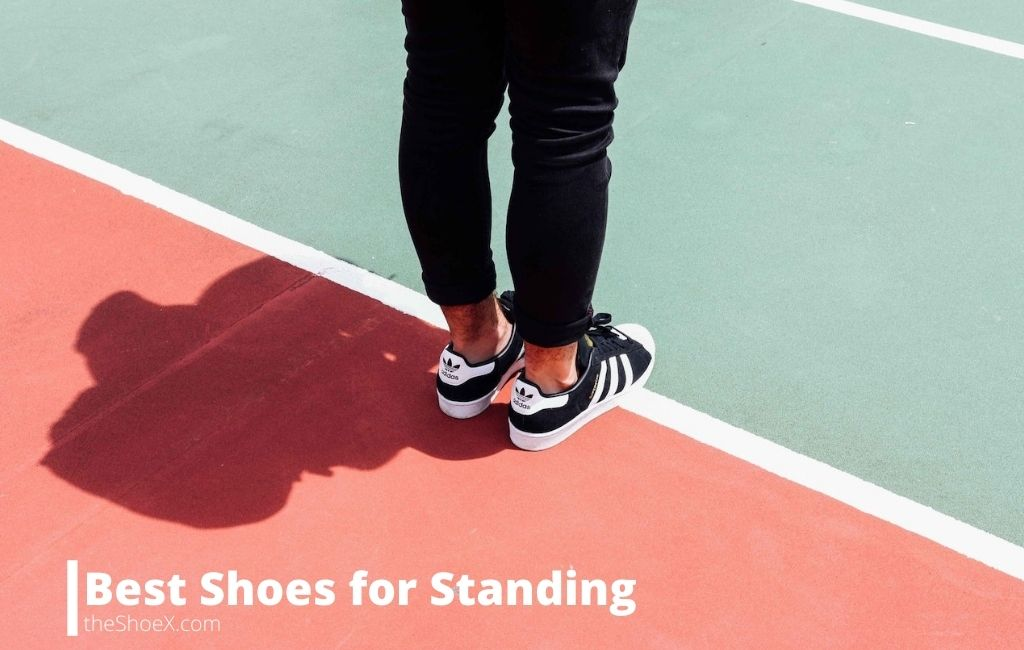 best shoes for standing all day men