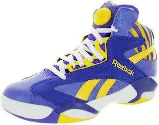 Reebok Men's Shaq Attaq Fashion Sneaker